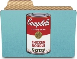 Warhol campbells can
