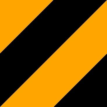 Warning 3 Pattern clip art