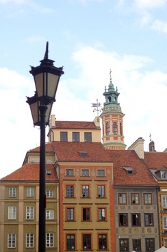 warsaw old city 2