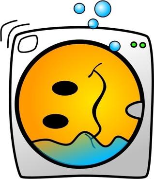 Washing Machine Smile