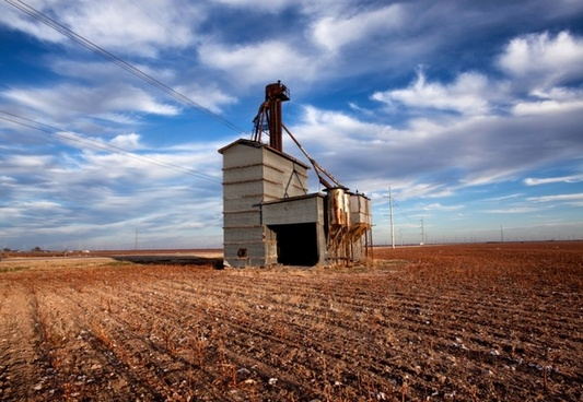 wastella texas grain elevator