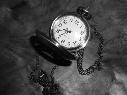 watch clock pocket watch
