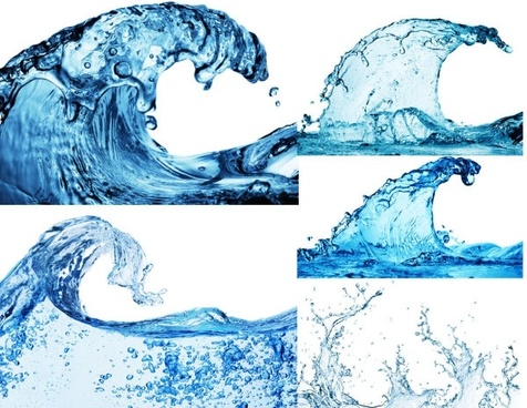 water elements in highdefinition picture 5p