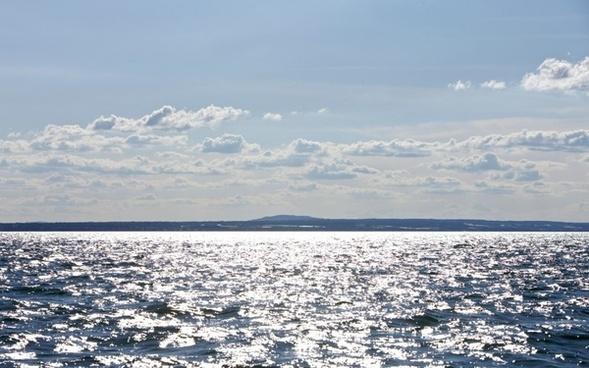 water see sea