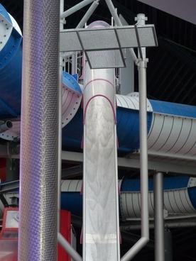 water slide slide water