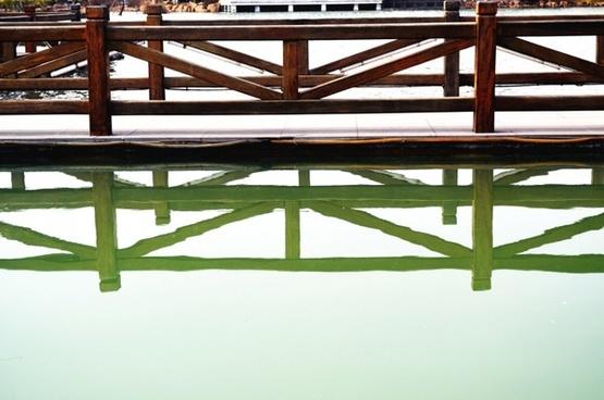water walkway