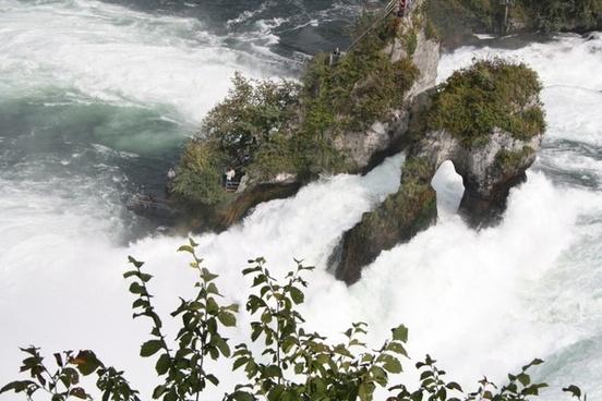 waterfall water murmur