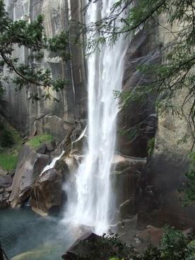 waterfall waterfalls national park