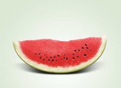 watermelon psd layered