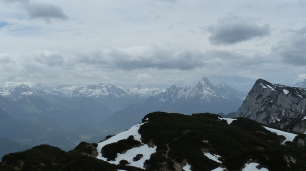 watzmann mountain alpine