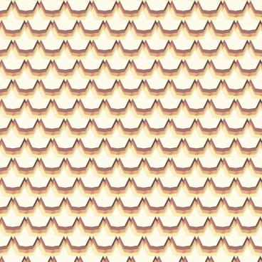 wave line pattern