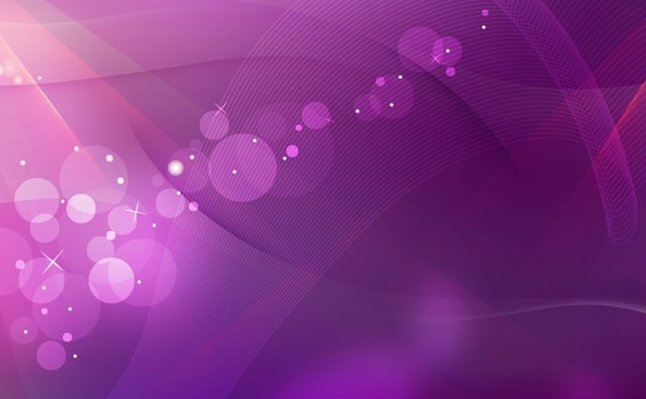 abstract purple background bokeh curves decoration