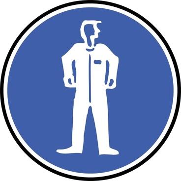 Wear Overall clip art