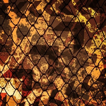 abstract background template dark grunge arrows wire mesh