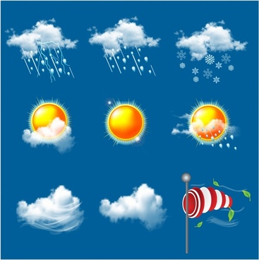 Weather Icon Set | Day