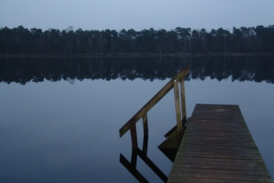web jetty pond