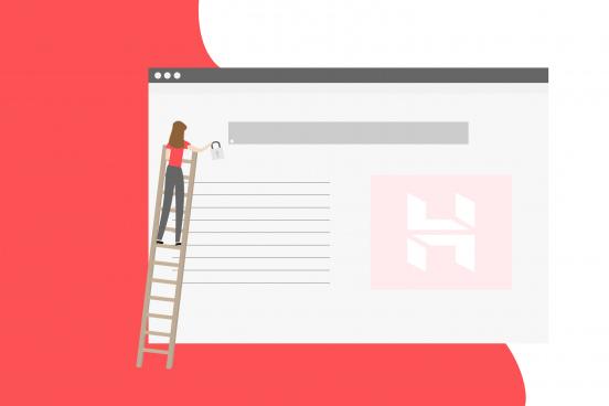 website security illustration