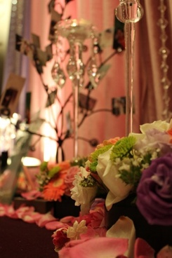 wedding arrangement flower hd picture