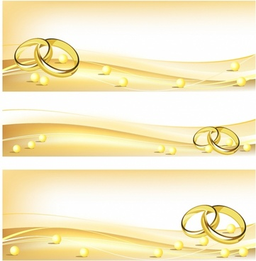 Wedding Banners Backgrounds