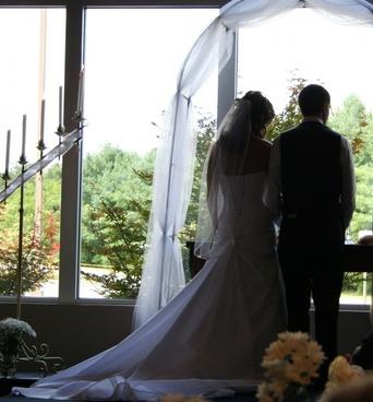 wedding bridge groom
