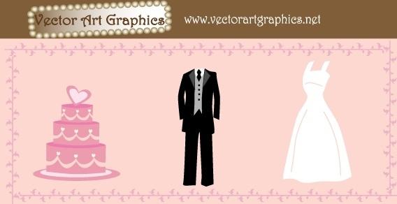 Wedding Free Vector Graphics