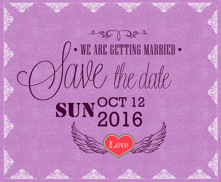 Wedding Invitation Card Format Free Vector Download 224 126 Free