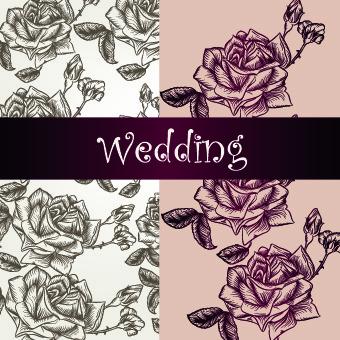wedding invitations luxury background