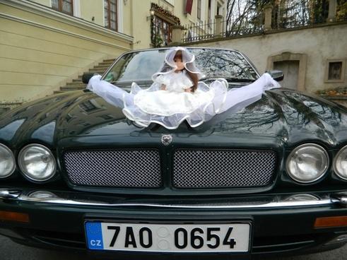 wedding jaguar
