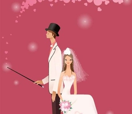 Wedding Vector Graphic 10