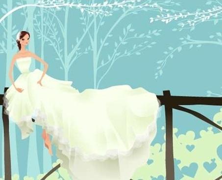 Wedding Vector Graphic 12