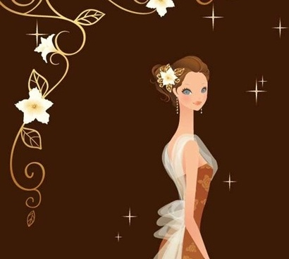 Wedding Vector Graphic 13