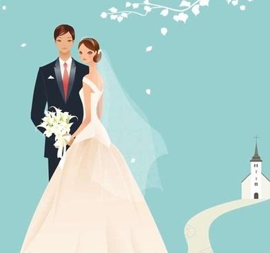 Wedding Vector Graphic 39