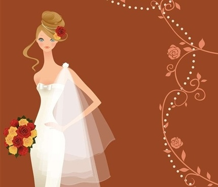 Wedding Vector Graphic 3