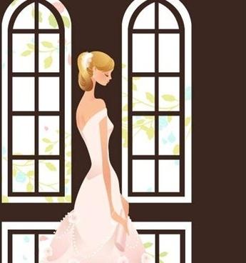 Wedding Vector Graphic 7