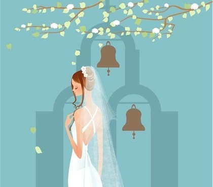 Wedding Vector Graphic 8