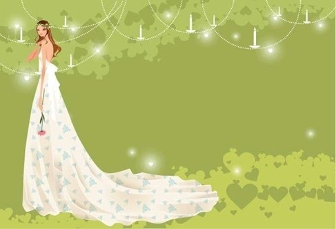 Wedding Vector Graphic 9