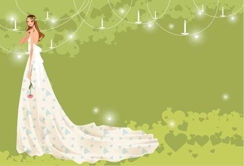 Wedding Vector Graphic 9