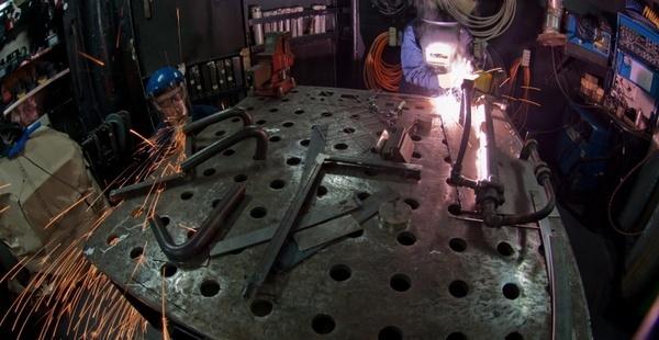 welding welders repairing