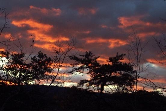 west virginia sunrise 2010