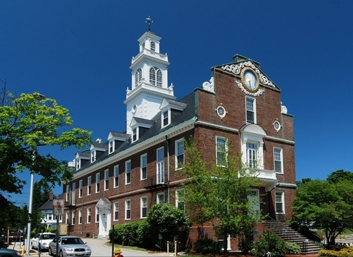 weymouth massachusetts town hall