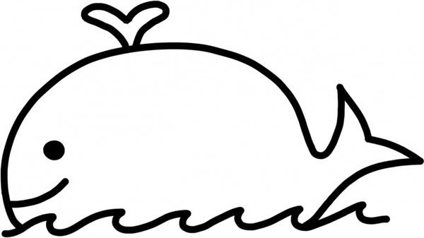 whale frame