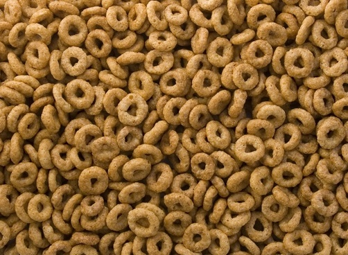 wheat cereal rings