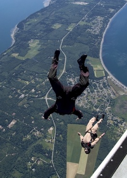 whidbey island washington skydiving
