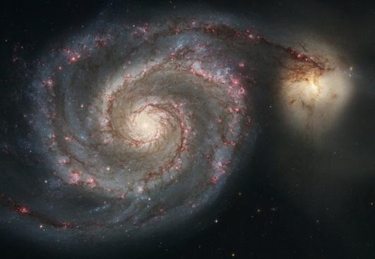 whirlpool galaxy galaxy messier 51
