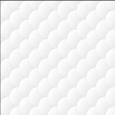 white balls seamless pattern vector
