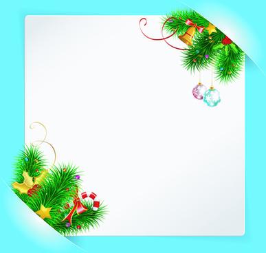 white blank paper design vector