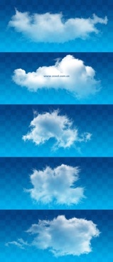 white clouds psd layered highdefinition pictures 2125