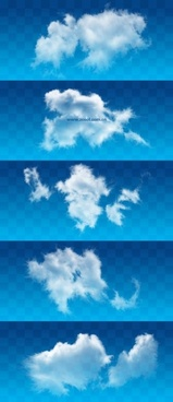 white clouds psd layered highdefinition pictures 2630