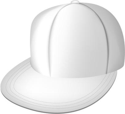 White full cap
