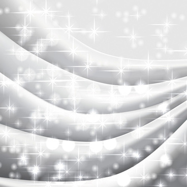 white silk fabric backgrounds vector